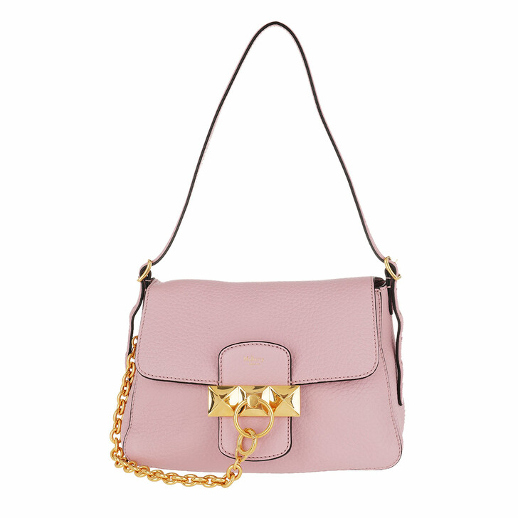 Handtasche, Mulberry, Small Keele Handle Bag Powder Pink