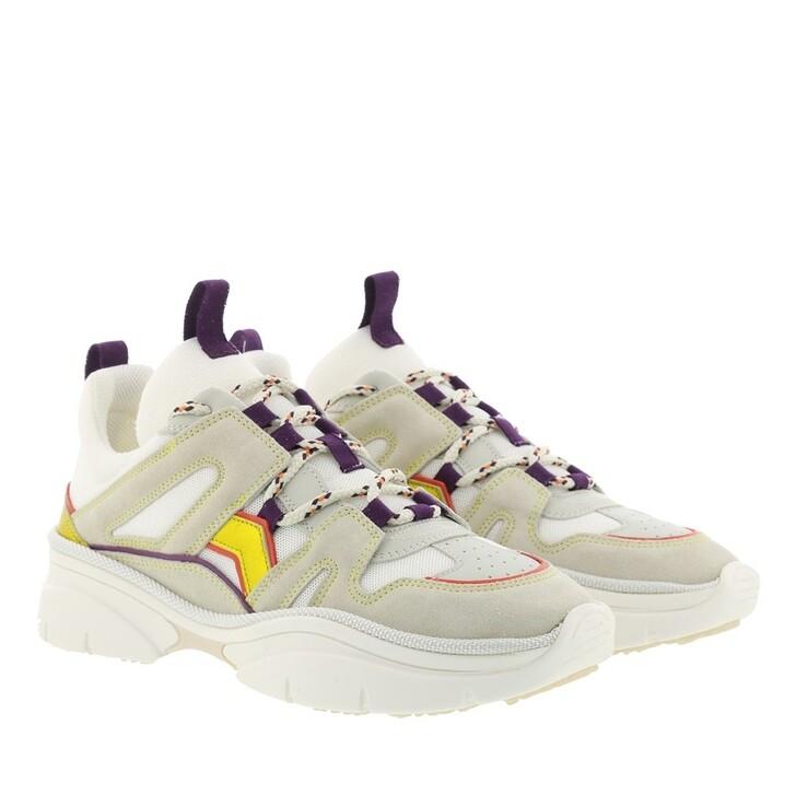 Schuh, Isabel Marant, Kindsay Sneakers Orange
