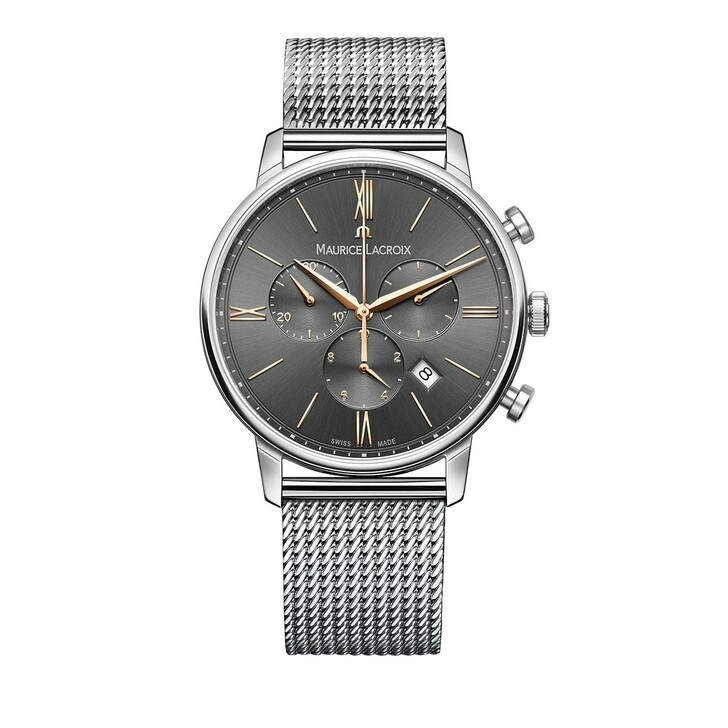 watches, Maurice Lacroix, Watch Eliros Silver Grey