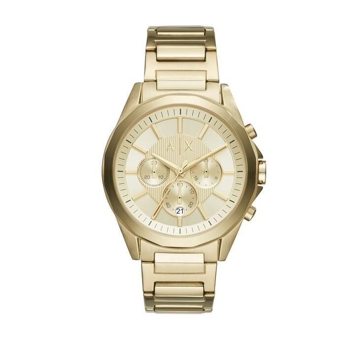 Uhr, Armani Exchange, Watch Drexler AX2602 Gold