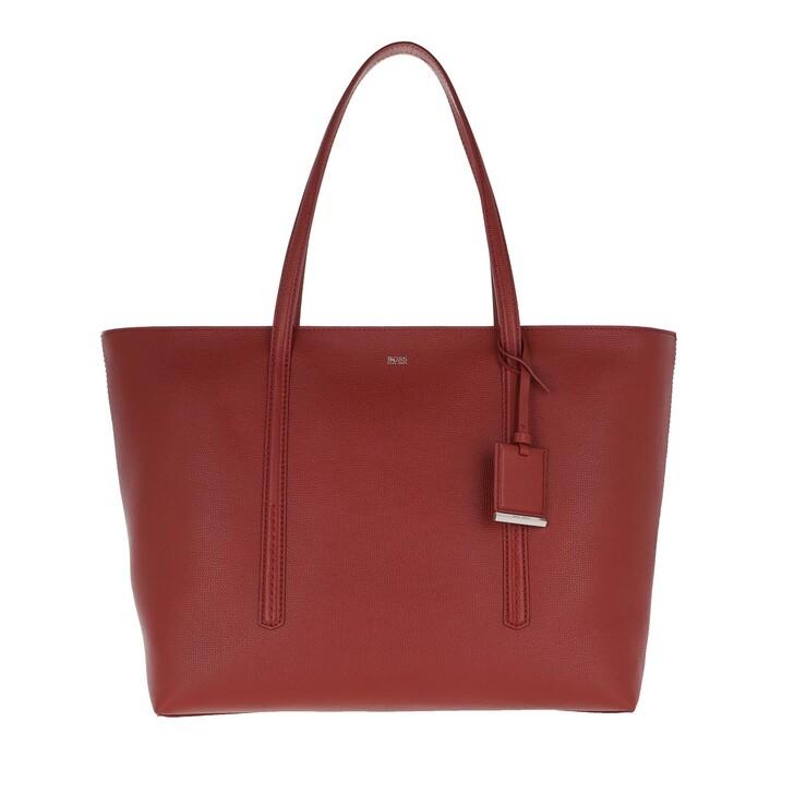 Handtasche, Boss, Taylor Shopping Bag Dark Red
