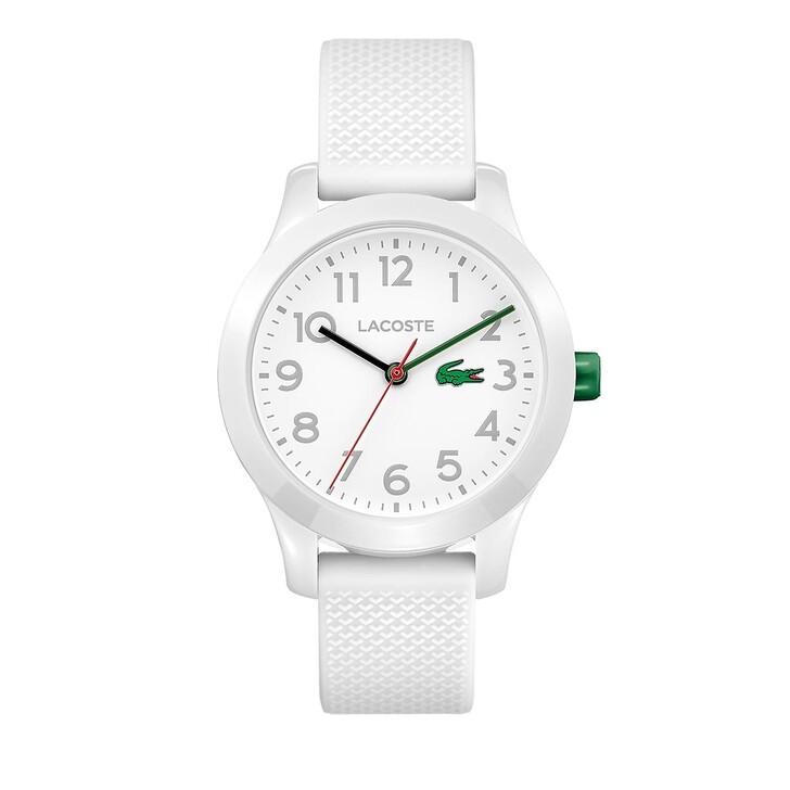 Uhr, Lacoste, Quarz Kids Watch White