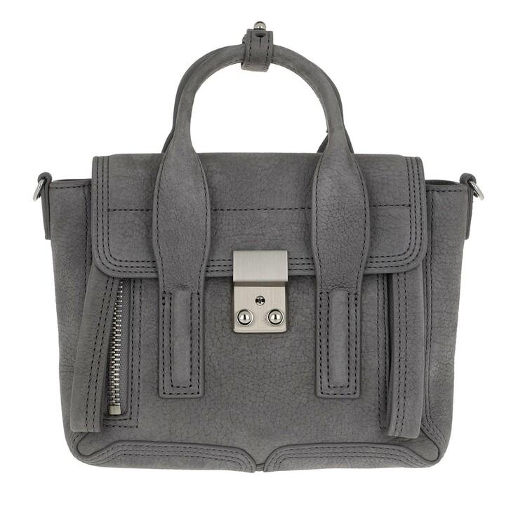 Handtasche, 3.1 Phillip Lim, Pashli Mini Satchel Bag Cement