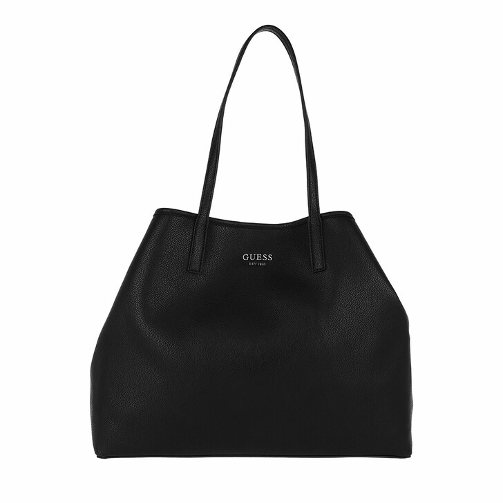 Handtasche, Guess, Vikky Large Tote Black