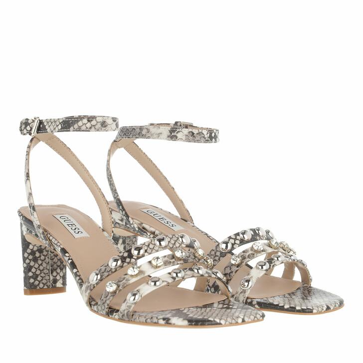 shoes, Guess, Selene Sandal Grey