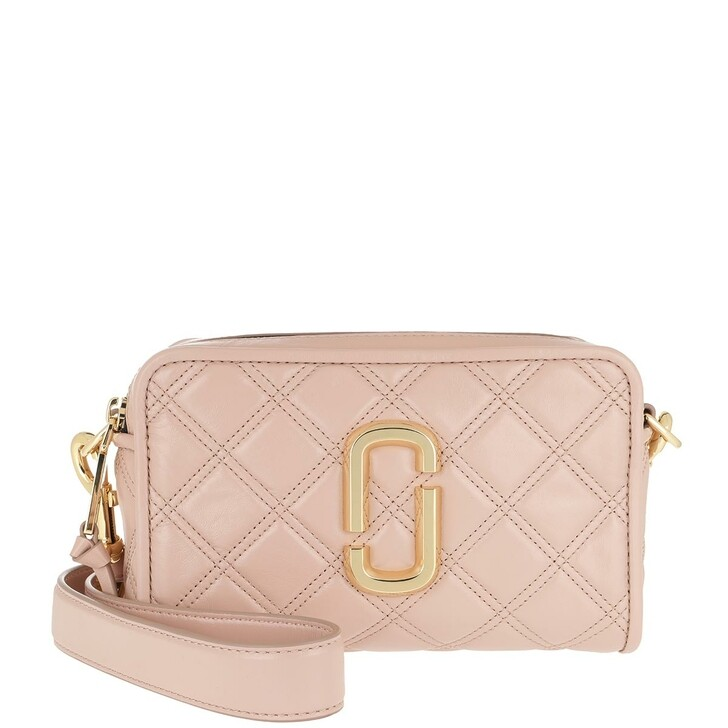 Handtasche, Marc Jacobs, The Soft Shot 21 Leather Nude