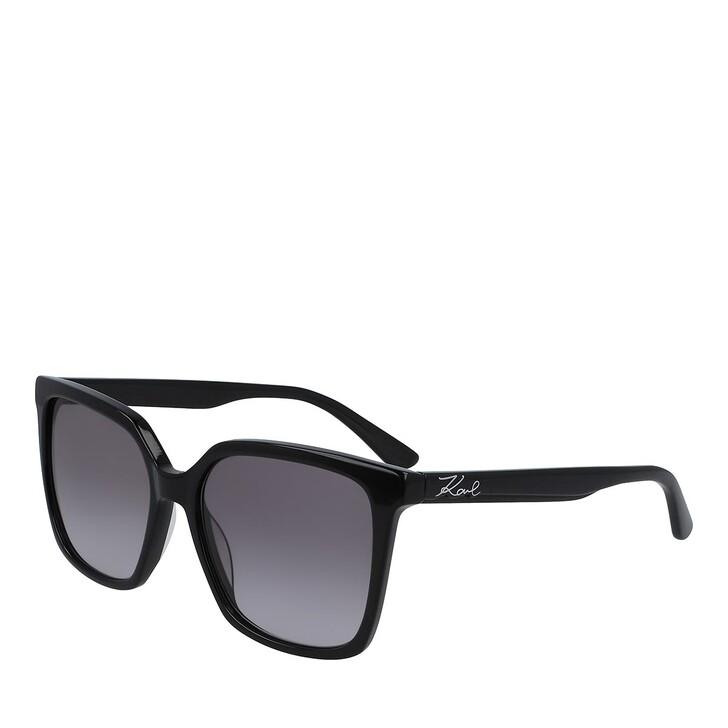 sunglasses, Karl Lagerfeld, KL6014S BLACK