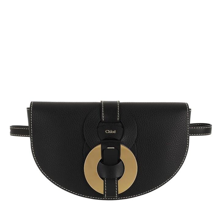 bags, Chloé, Darryl Belt Bag Black