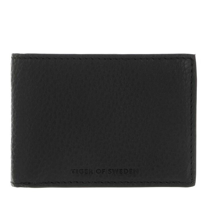 wallets, Tiger of Sweden, Wald Purse / Wallet (Leather) Black