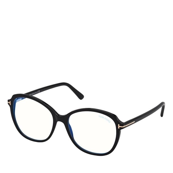 Brillen mit Gläsern, Tom Ford, Blue Blocker FT5708-B Black
