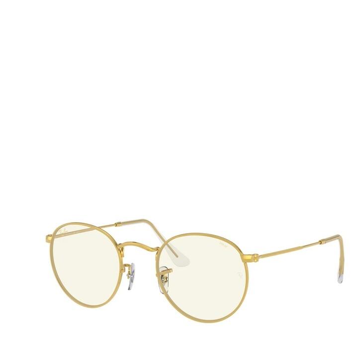 Brillen mit Gläsern, Ray-Ban, METALL MAN SONNE LEGEND GOLD