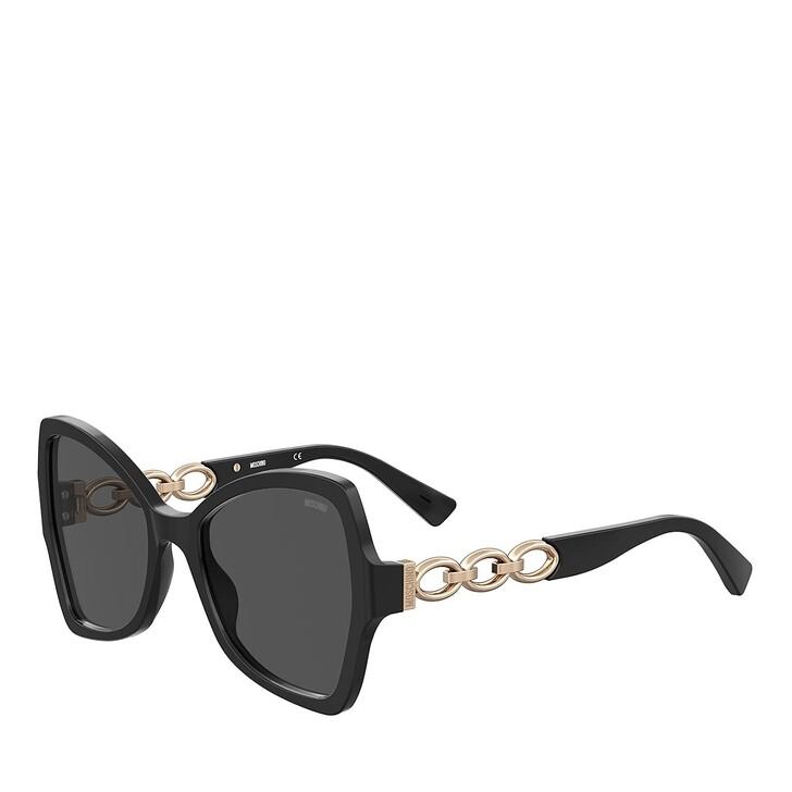 sunglasses, Moschino, MOS099/S BLACK