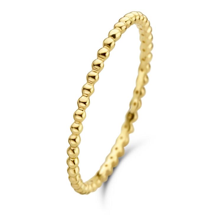rings, Isabel Bernard, Asterope Dots 14 Karat Ring