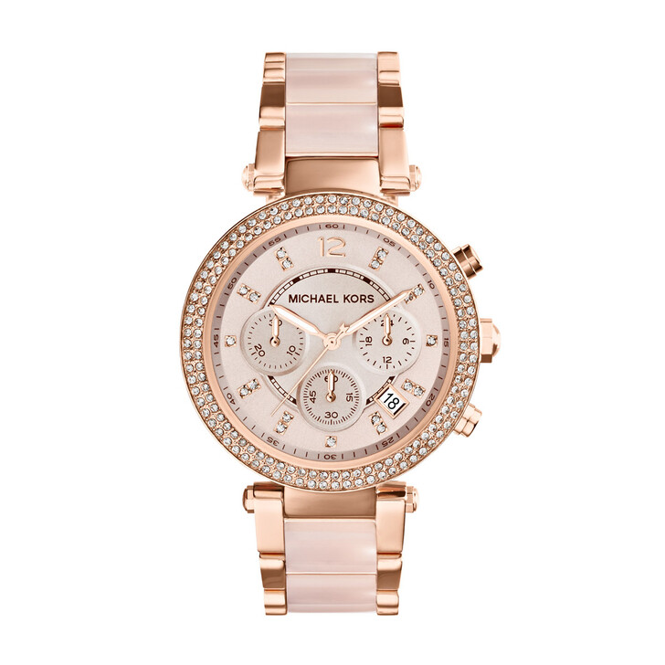 Uhr, Michael Kors, MK5896 Parker Watch Rose