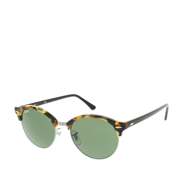 sunglasses, Ray-Ban, Clubmaster Round RB 0RB4246 51 1157