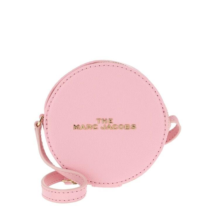 Handtasche, Marc Jacobs, The Hot Spot Medium Round Crossbody Bag Pink Anemone