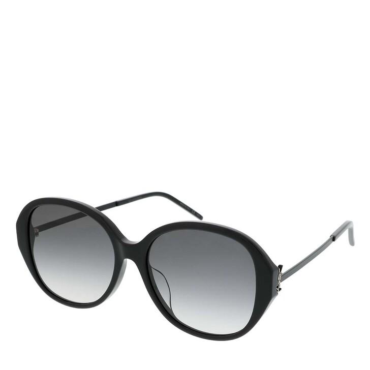 Sonnenbrille, Saint Laurent, SL M48S_B/K 57 002