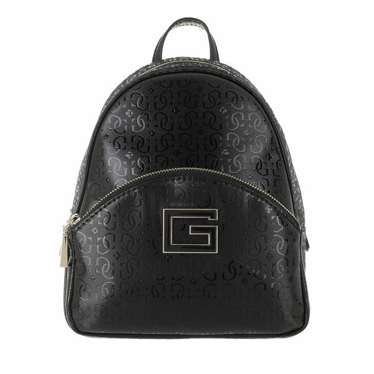 bags, Guess, Blane Backpack Black