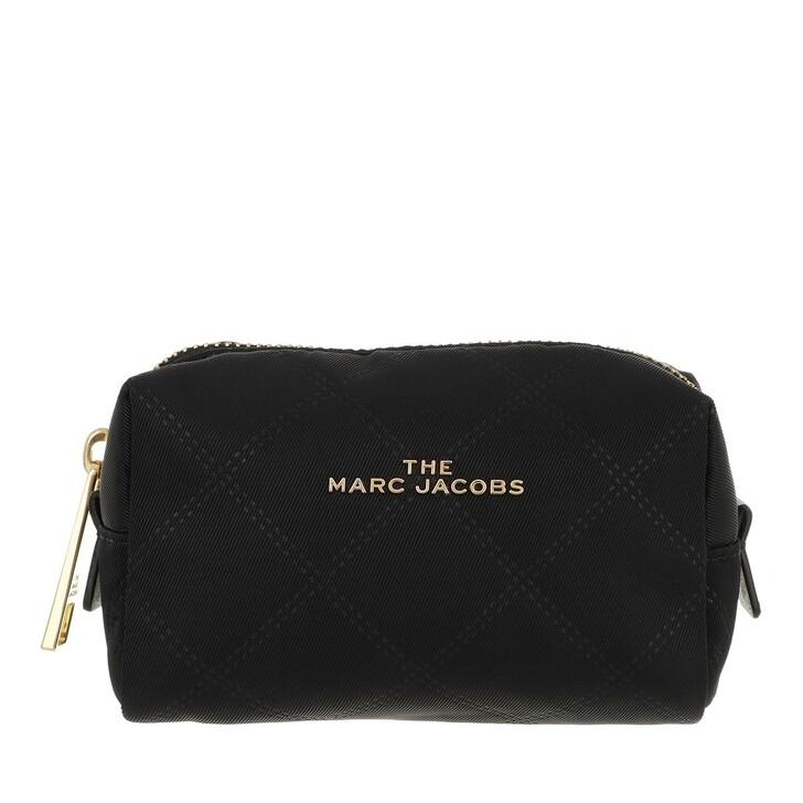 necessaires, Marc Jacobs, The Beauty Pouch Black