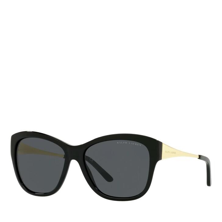 sunglasses, Ralph Lauren, 0RL8187 Shiny Black