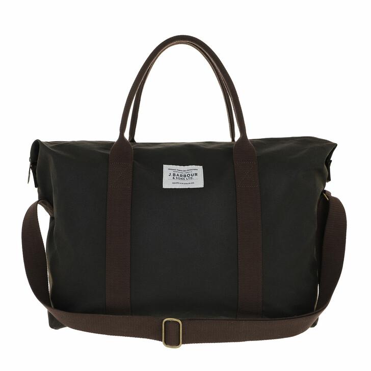 bags, Barbour, Eadan Holdall Olive