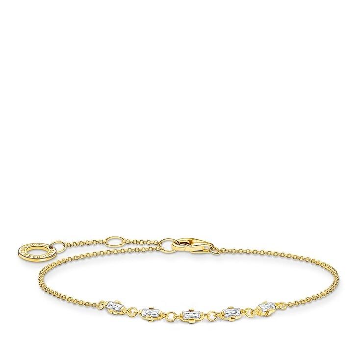 bracelets, Thomas Sabo, Bracelet Yellow Gold