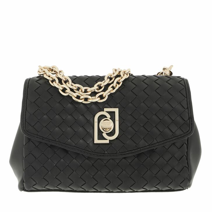 bags, LIU JO, Ecs S Crossbody Black