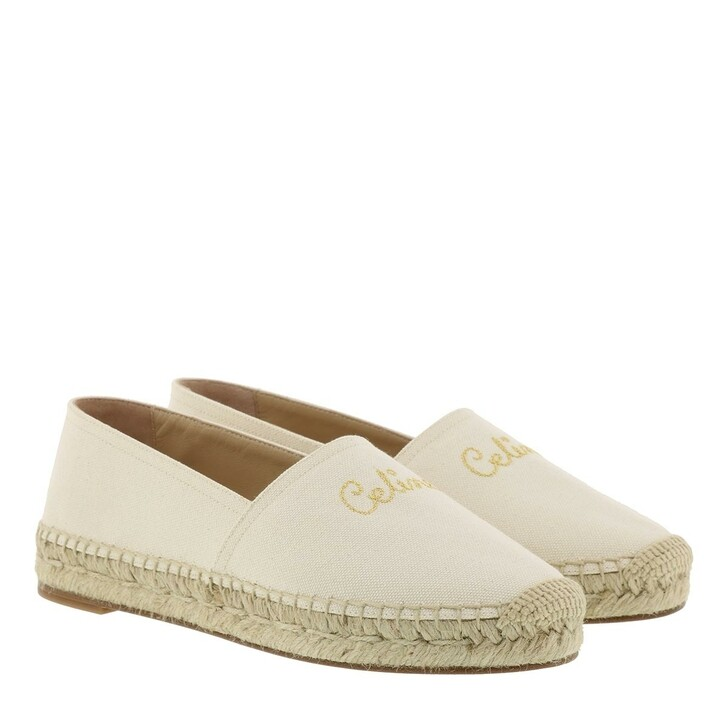 Schuh, Celine, Espadrilles White