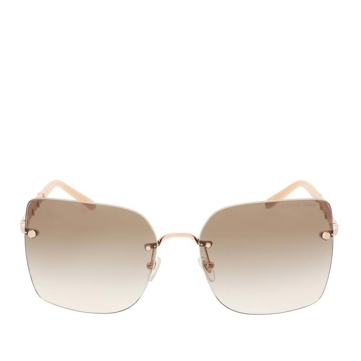 Sonnenbrille, Michael Kors, Aurelia Rose Gold
