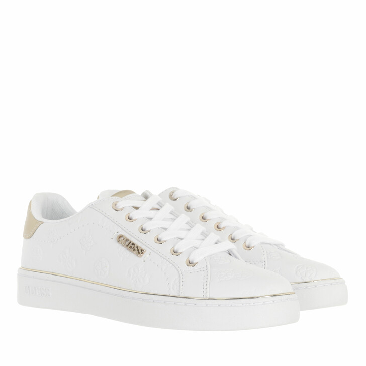 shoes, Guess, Beckie Active Lady White