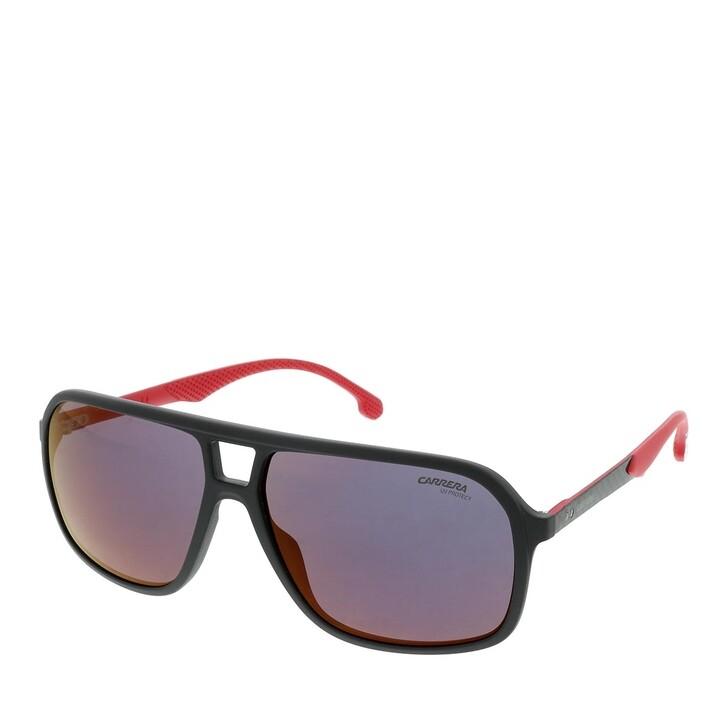 Sonnenbrille, Carrera, CARRERA 8035/SE Sunglasses Matte Black