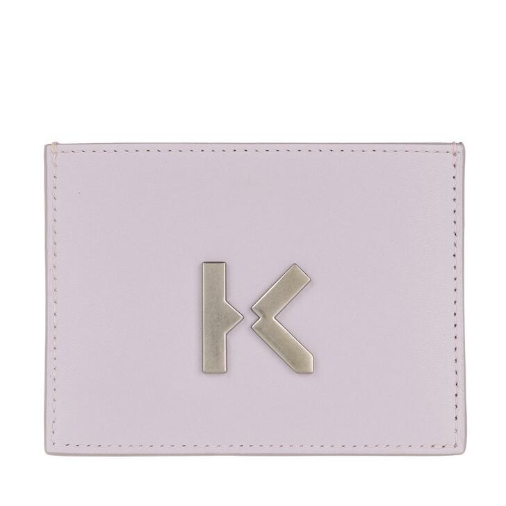Smartphone/Tablet case (Case), Kenzo, Card Case Wisteria