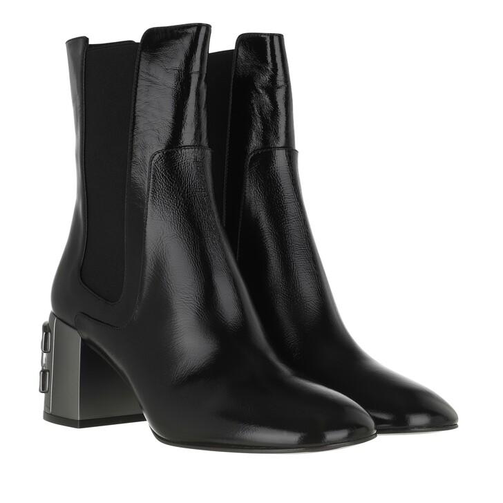 Schuh, Casadei, Polacco 8Sen Boots Black