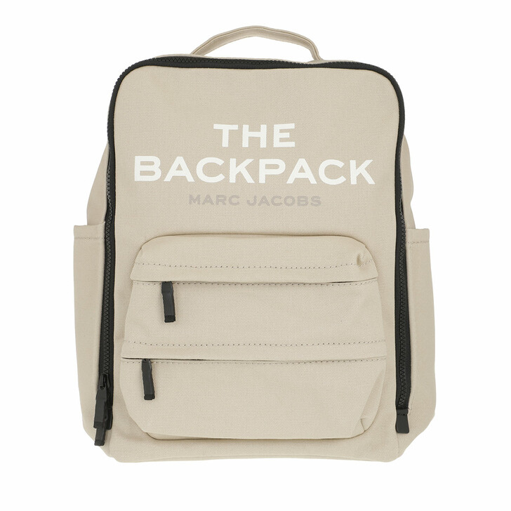 bags, Marc Jacobs, The Backpack Beige
