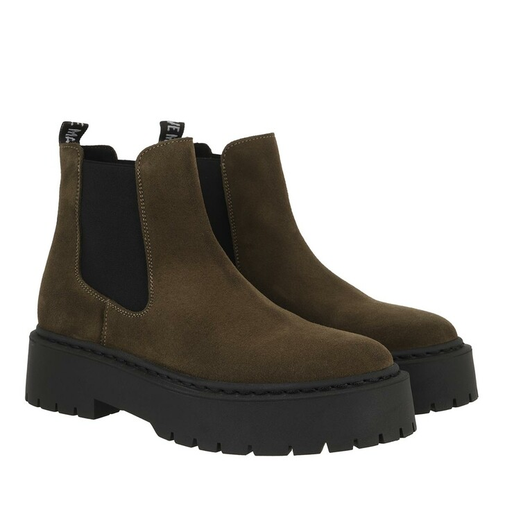 shoes, Steve Madden, Veerly Bootie Dark Khaki