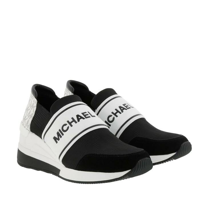 Schuh, MICHAEL Michael Kors, Felix Sneakers Black