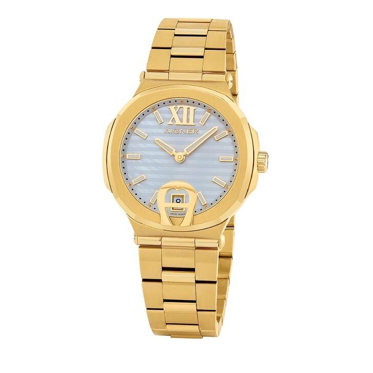 Uhr, AIGNER, TAVIANO Watch Gold