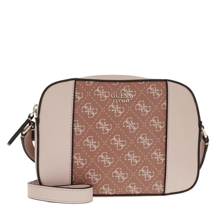 Handtasche, Guess, Kamryn Crossbody Bag Cinnamon Multi