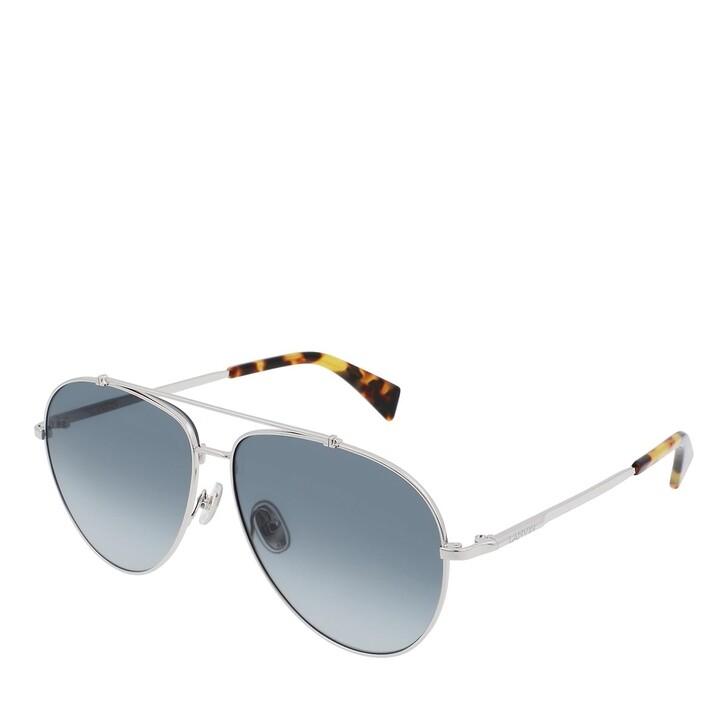 sunglasses, Lanvin, LNV113S SILVER/GRADIENT BLUE