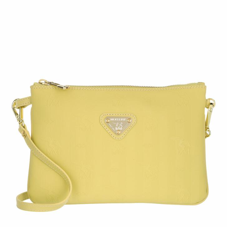 Handtasche, Maison Mollerus, Tamins Crossbody Bag Ginger