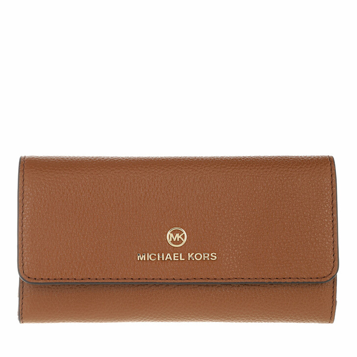 wallets, MICHAEL Michael Kors, Large Trifold Wallet Luggage