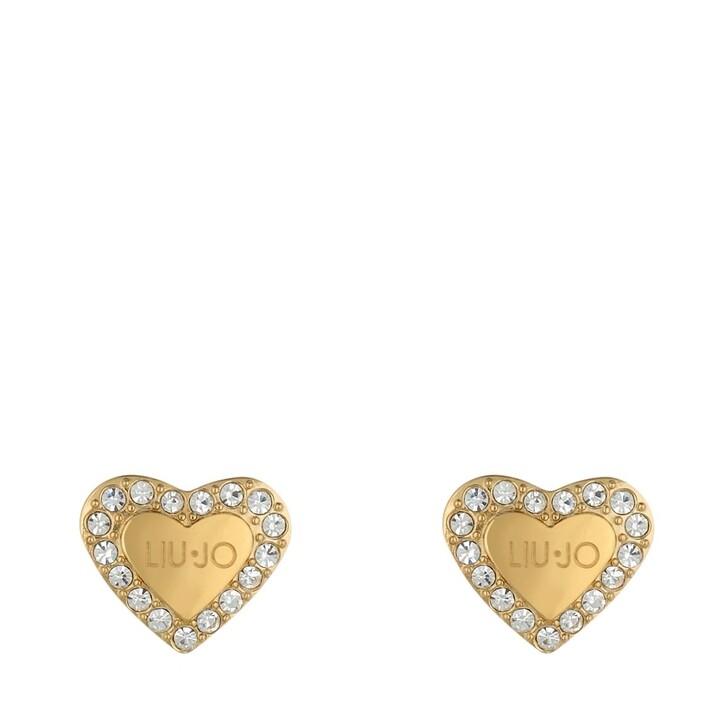 Ohrring, LIU JO, EARRINGS BRILLIANT Yellow Gold