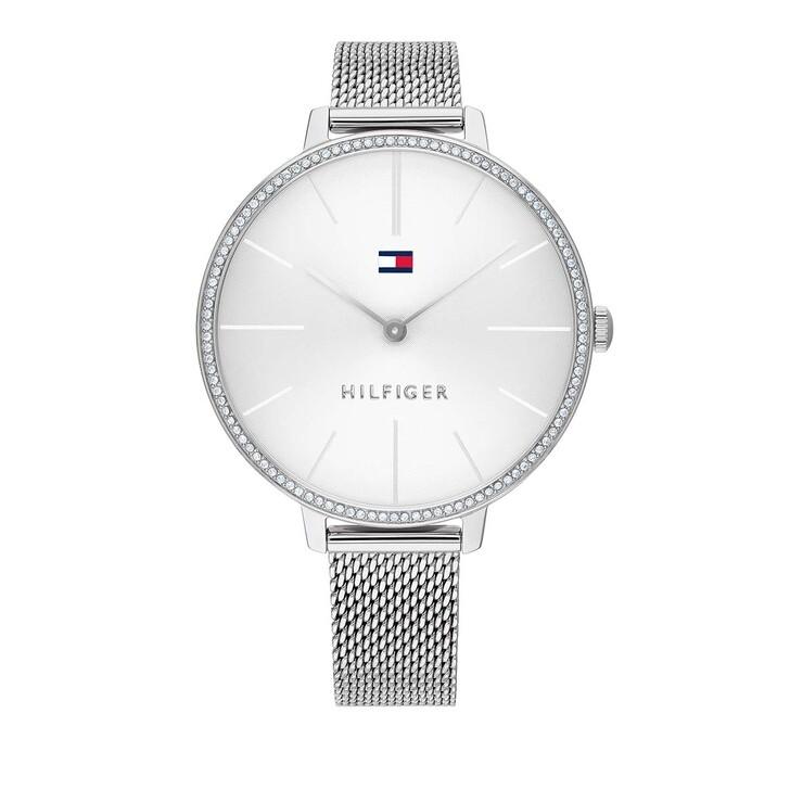 watches, Tommy Hilfiger, Women Quartz Watch 1782113 Silver