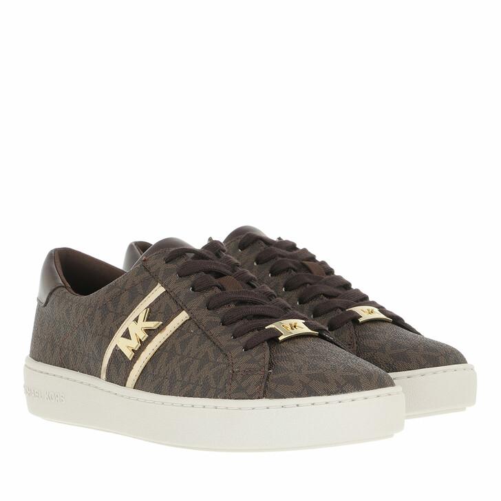 shoes, MICHAEL Michael Kors, Irving Stripe Lace Up