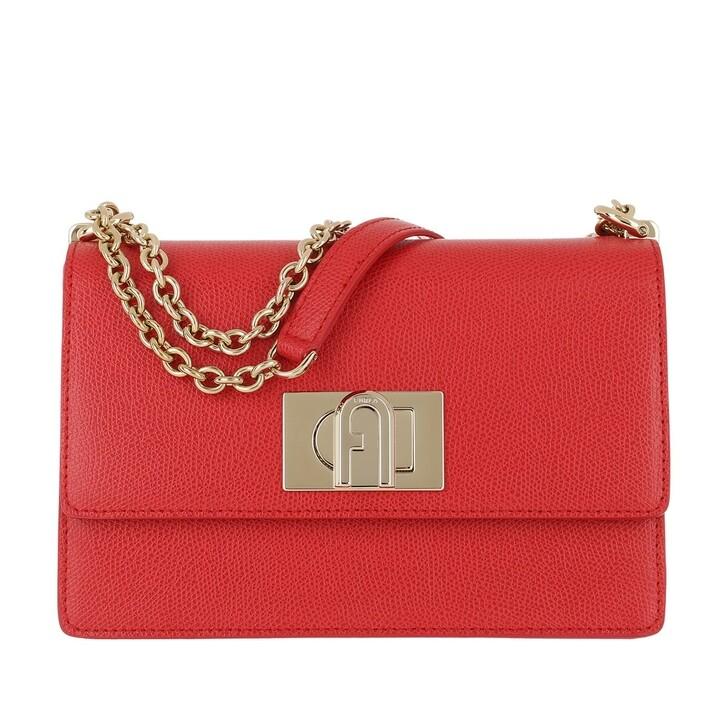 Handtasche, Furla, 1927 Mini Crossbody 20 Ruby
