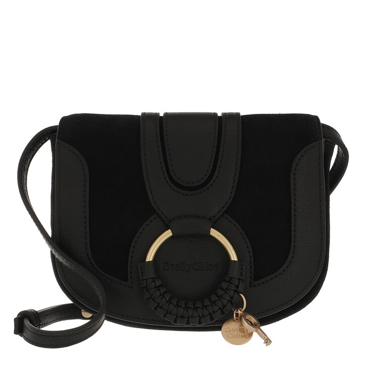 Handtasche, See By Chloé, Hana Mini Bag Black