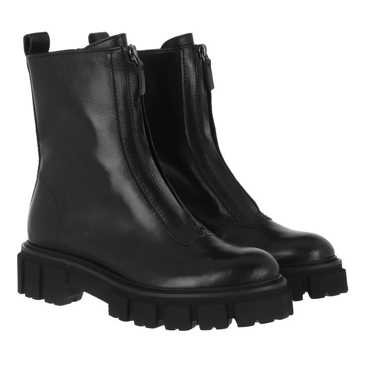 shoes, Kennel & Schmenger, Vida Booties Schwarz
