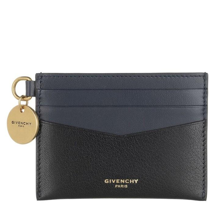 Geldbörse, Givenchy, Card Case Leather Black