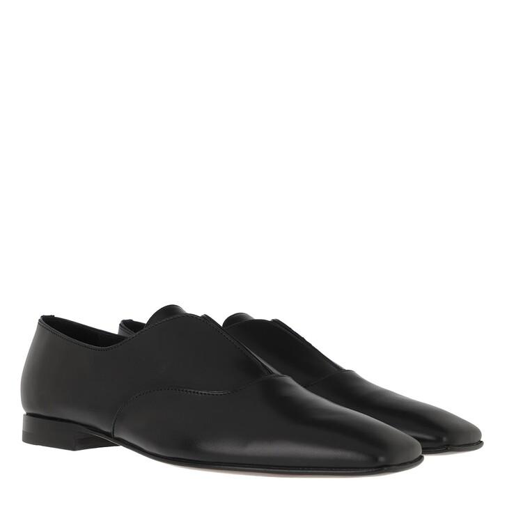 Schuh, Rupert Sanderson, Corsair Flat Loafer Black