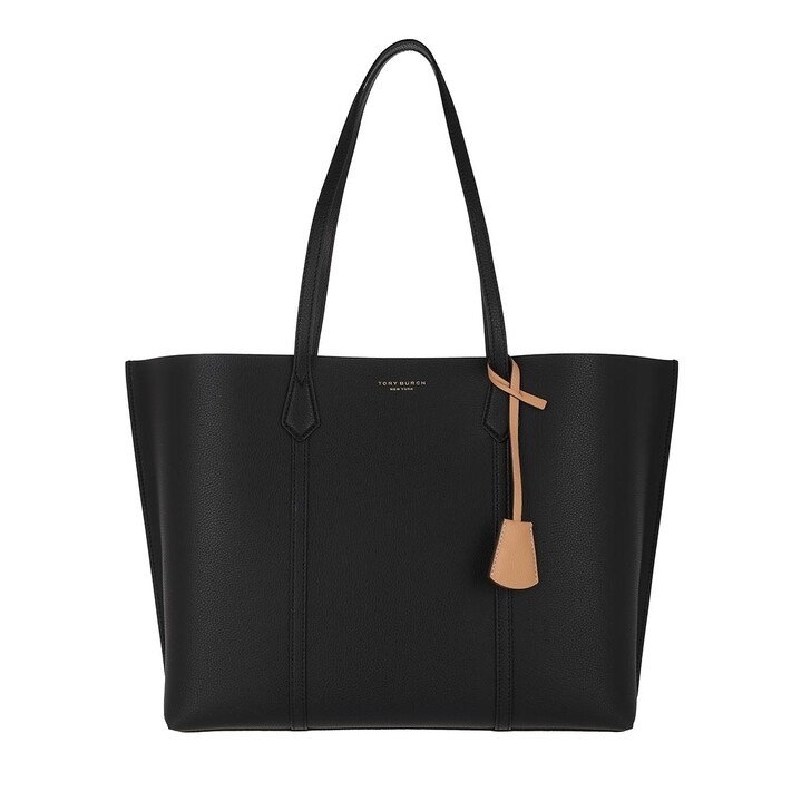 Handtasche, Tory Burch, Perry Triple-Compartment Tote Black